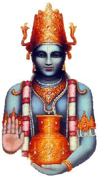 Ayurveda God
